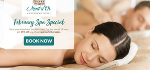 FEBRUARY SPA SPECIAL