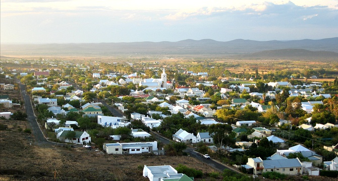 accommodation karoo prince albert